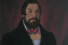 Портрет купца Пивоварова