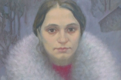 Портрет Насти Остапенко